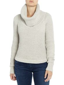 Calvin Klein Shar turtle neck knit sweater