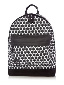 Mi Pac Honeycomb Backpack