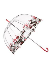 Lulu Guinness London birdcage umbrella