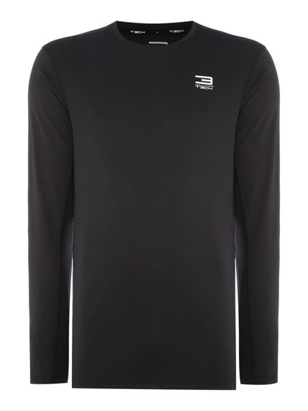 Jack & Jones Functional Training Long-Sleeve T-shirt