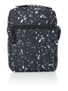 Mi Pac Splattered Print Flight Bag