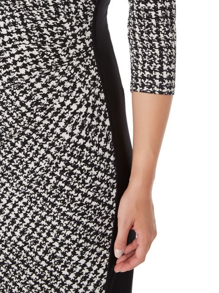 Lauren Ralph Lauren Drew Houndstooth Dress