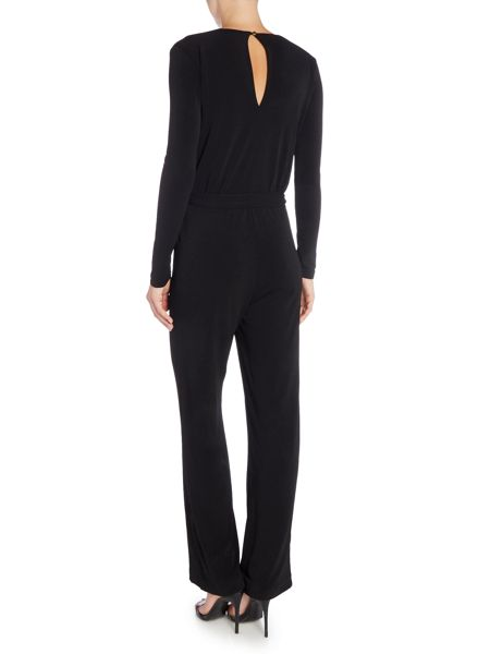 InWear Scalloped edge jumpsuit