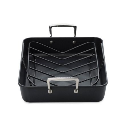 Le Creuset TNS 35cm Roaster and free Rack