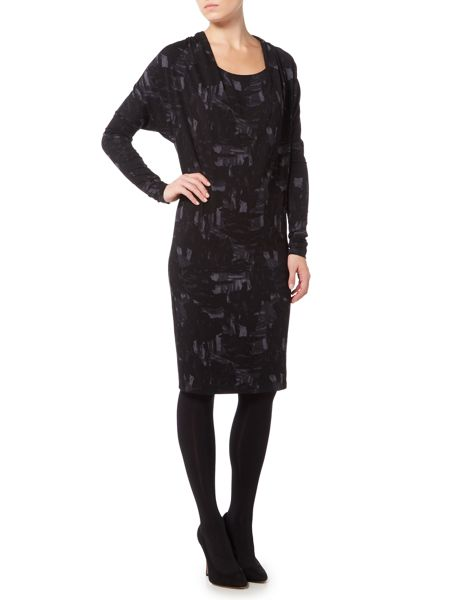 InWear Long sleeve printed dress