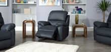 La-Z-Boy Sophia Leather Manual Recliner Chair