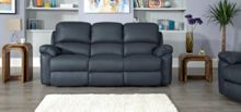 La-Z-Boy Sophia Leather 3 Seater Static Sofa