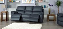 La-Z-Boy Sophia Leather 3 Seater Power Sofa