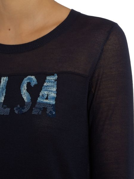 Salsa Germany logo sweater