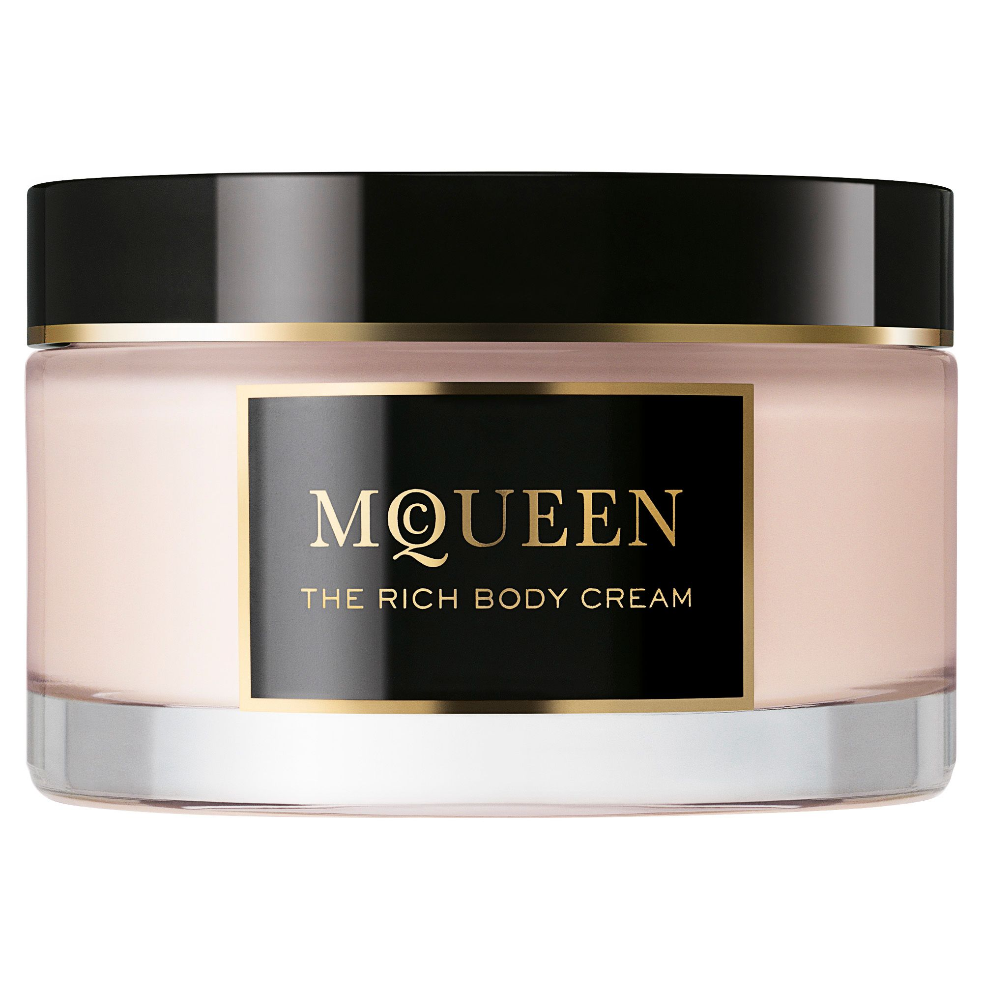 Compare retail prices of Alexander McQueen McQueen For Her Rich Body Cream 180ml to get the best deal online