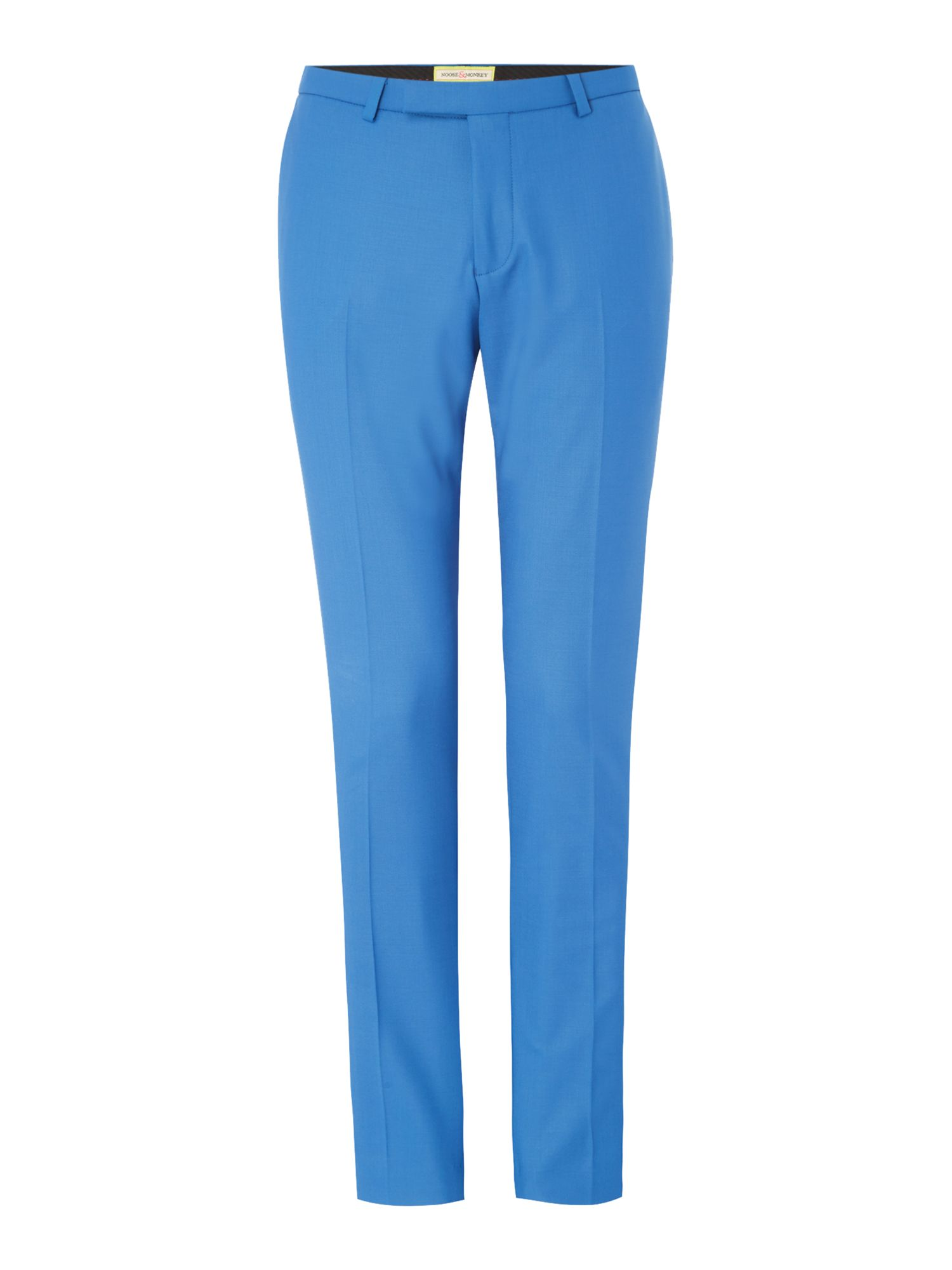 Noose and Monkey Men's Noose and Monkey Skinny Trouser, Blue