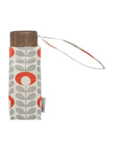 Orla Kiely Tiny-2 flower oval stem umbrella