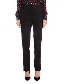 Max Mara VISONE slim leg stretch wool trouser