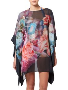 Ted Baker Alexii focus bouquet cover up
