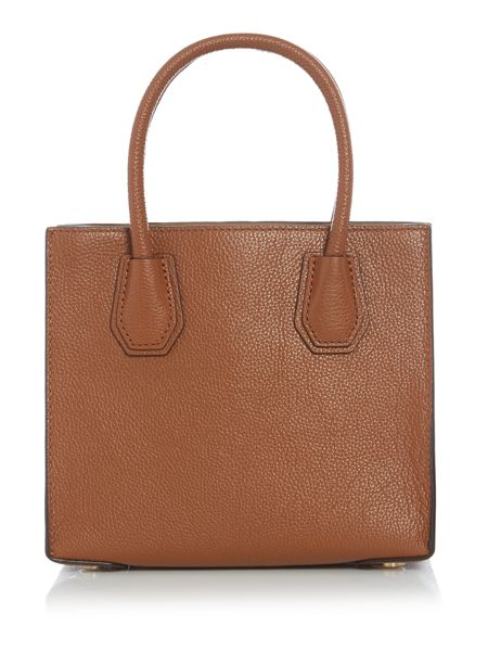 Michael Kors Mercer tan medium tote bag