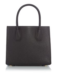 Michael Kors Mercer black medium tote bag