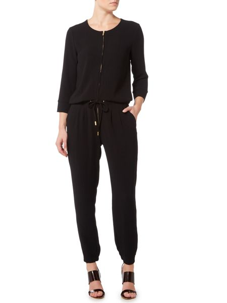 InWear Relaxed zip jumpsuit