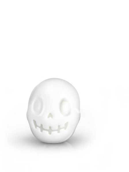 Fred Novelty Egg Mould `Egg-o-Matic` Skull Design