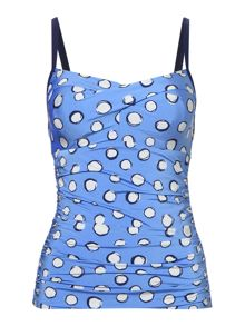 Dickins & Jones SWIRL SPOT TANKINI