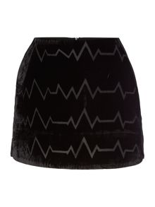 Little White Lies Mini Skirt