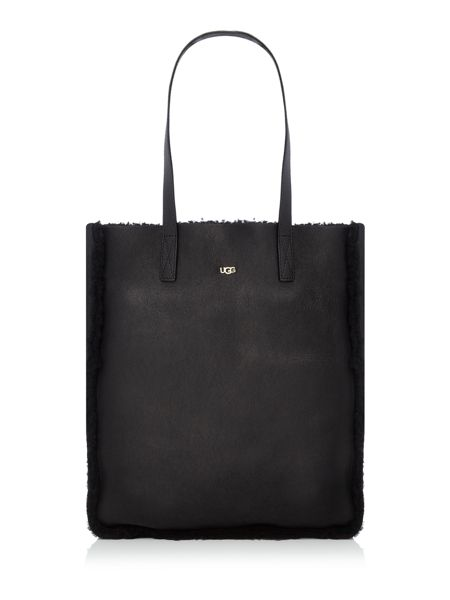 UGG Claire black tote bag