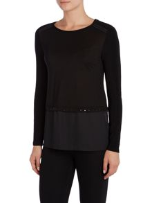 Salsa Victoria long sleeve jersey sweater