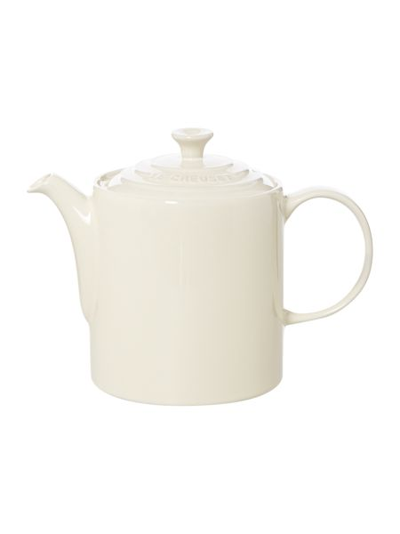 Le Creuset Grand teapot Almond