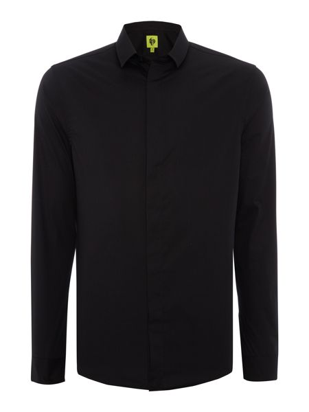 Noose and Monkey Plain Stretch Shirt