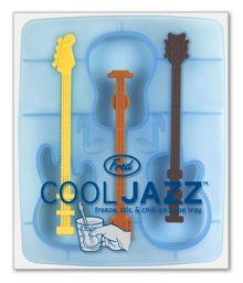 Fred Ice Cube Tray `Cool Jazz` Design