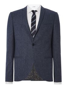 Viggo and Magnus Blue Flecked Jacket
