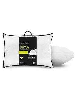 Ball fibre pillow