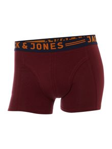 Jack & Jones 3 Pack Logo Waist Trunk