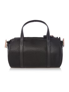 Calvin Klein Quinn black medium duffle bag