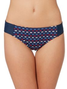 Dickins & Jones Nautical weave brief