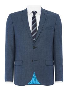 WP Slim Fit Birdseye Weave Jacket