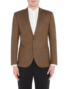 WP Notch Lapel Patch Pocket Jacket