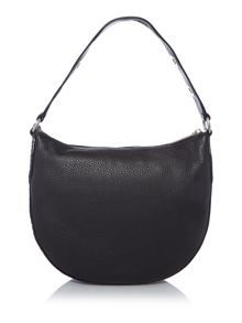 Michael Kors Brooklyn black medium hobo bag