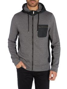 Michael Kors Zip-up pocket hoodie