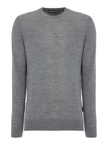 Michael Kors Merino crew neck knitted jumper