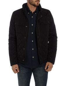 Barbour Triumph twin box quilt jacket