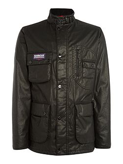 Triumph Bonneville wax jacket