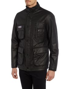 Barbour Triumph Bonneville wax jacket