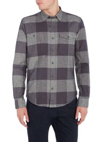 Barbour Triumph Combustion check shirt