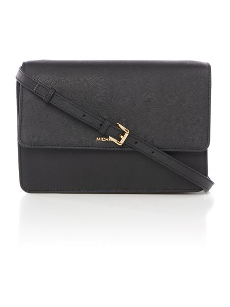 Michael Kors Daniela black cross body bag