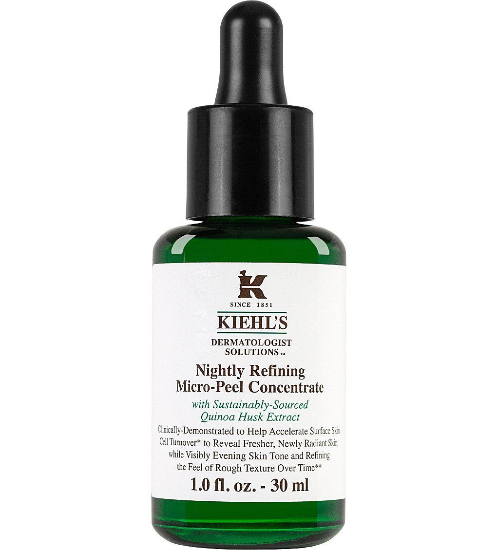 Kiehls Nightly Refining MicroPeel Concentrate