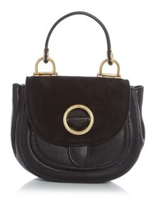 Michael Kors Isadore black small cross body bag