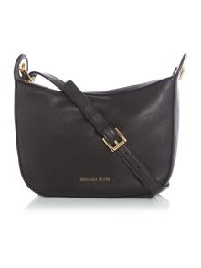 Michael Kors  Raven black hobo cross body bag