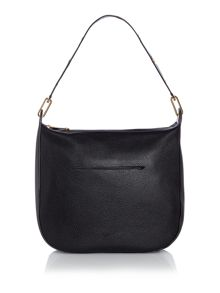 Michael Kors Raven black large hobo bag