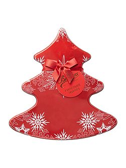Christmas tree tin 235g