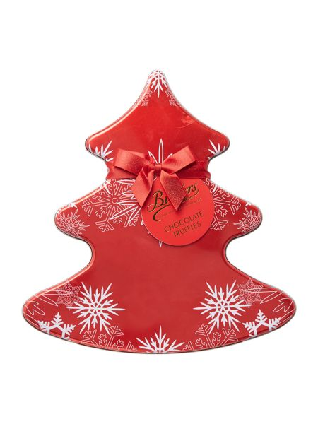 Butlers Christmas tree tin 235g